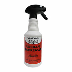 Wing Wash - Aircraft Degreaser - Case