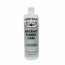 Wing Wash - Rubber Clean And Protect - Case