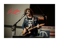 Ryan Adams 1 A4 Reproduction Signed Photograph Poster. Choice Of Frame