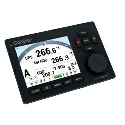 Comnav P4 Color Pack Fluxgate Compass And Rotary Feedback F/yacht Boats Deck M...