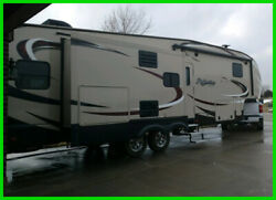 2017 Grand Design Reflection 327RST 34'6 Fifth Wheel 3 Slide Outs Power Awning