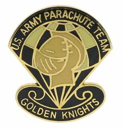 Army Golden Knights Parachute Team Medal 1 Inch Hat Lapel Pin H257940d177