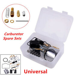 Universal 36mm Types Motorcycle Carburetor Repair Kit for Spare Jets Sets Tools