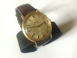 Omega Constellation 168004/14. 18k. Caliber 561. Double Signed Dial
