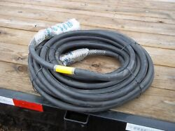 Military Surplus Generator Power Cable 100 Ft 60 Amp 3 Phase 120/208 Vac Cord