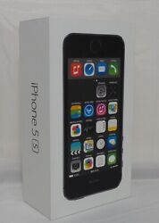Apple Iphone 5s 16gb - A1533 - Space Gray - Gsm Unlocked Me305ll/a