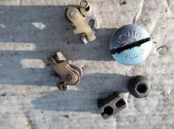 Parts Antique Ifa Motorcycle. Set As On Foto.