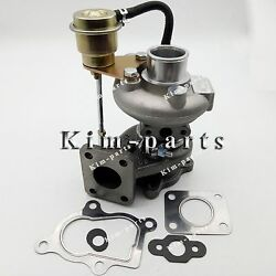 New Turbocharger Fit