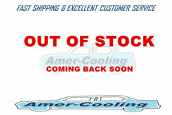 3row Aluminum Radiator For 1917-1923 Ford Model T Bucket Ford Engine 2.9 L4