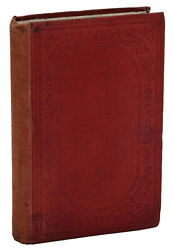 Six Lectures On The Chemical History Of A Candle Michael Faraday First Edition
