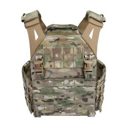 Elite Ops Lpc-v1 Plate Carrier Warrior Assault Systems Armour Carrier Pals Molle