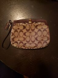 Coach Everyday clutch purses for women $20.00