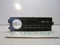 88-91 Honda CRX Oem RARE Climate Control Heater Assembly Switch AC SI HF DX