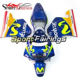 Injection Fairings For Honda NSR250R MC28 P4 1994 - 1999 Blue Yellow Bodywork