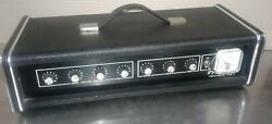 Vintage Traynor Yvm-2 Voice Mate 4 Channel Mixer Power Amplifier