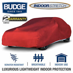 Indoor Stretch Car Cover Fits Hyundai Elantra 2008  Uv Protect   Breathable