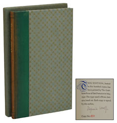 Street Haunting Virginia Woolf Signed Limited Edition 1930 Autographed