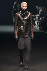Extremely Rare RICK OWENS Men Couture ALLIGATOR JACKET