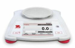 Ohaus Scout Stx1202 Capacity 1200g Portable Balance Scale 2 Year Warranty