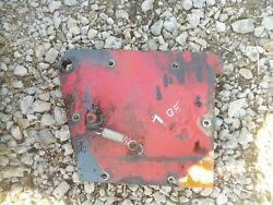 Massey Harris 30 Tractor Original Mh Left Brake Band And Cover Mount