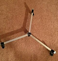 Bogen Manfrotto Folding Tripod Dolly With Roller And Leg Locks - Camera And Video