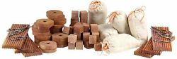Cedar Blocks for Clothes Storage 71 PCS Cedar Clothes Protector Moth Repellent