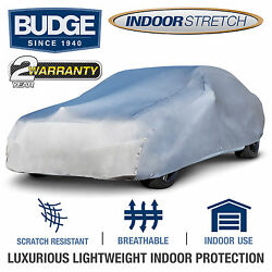 Indoor Stretch Car Cover Fits Chevrolet Malibu 2009  Uv Protect  breathable