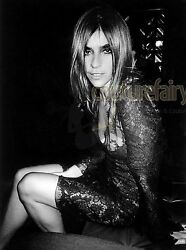 CARINE'S ICONIC YVES SAINT LAURENT BY TOM FORD LACE DRESS FW 2002