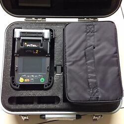 Fitel S178V2 Fusion Splicer Welding Splicer with S326 Cleaver, English Version