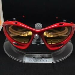 Unused Oakley First Racing Jacket red oce color Deadstock item rare from japan4D