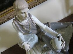 Rare Very Large Limited Edition Lladro Hamlet 1144_retail 5750 My Collection