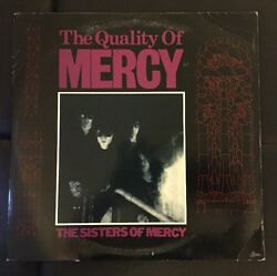 The Sisters Of Mercy Complete And Final Copy Live At Albert Hall 2-lp Limited 500
