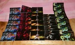 Eleaf iStick Sticker Wraps 50W *  Lot of 28 * 5 Different Designs Vape Decal