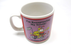 Mother Goose And Grimm Coffee Cup Mug Birthday Grimmy Mgm Enesco Mike Peters