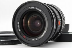 Hasselblad Carl Zeiss Distagon CFi 50mm f4 T* Lens From Japan #351A