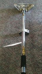 Stainless Steel Dual Jet Carpet Cleaning S Bend Stair Tool New Quantity 1.5