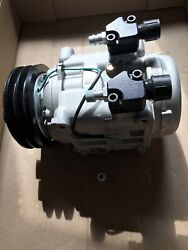 Rdhrd5129050p Or Qp31-1210 New Oem Volvo Que Heavy Duty A/c Compressor