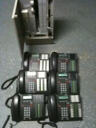 Nortel Norstar Telephone System Complete With Six6 T Series Digital Phones