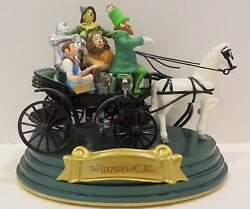Hallmark 2002 The Wizard Of Oz Horse Of A Different Color Ornament