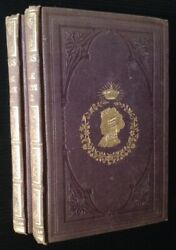 Madame Campan  Memoirs of the Court of Marie Antoinette Queen of France 2 Vols