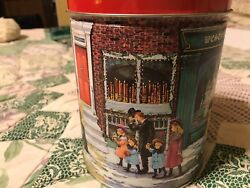 Vintage Maurice Lenell Cooky Co. Tin 1994 Made In The Usa By Sandi Lebron