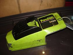 Poulan 2000 Clutch And Bar Cover Chainsaw Part