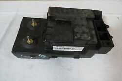 ✅ 99 00 01 1999-2001 Ford F250 F350 Sd Truck Cabin Fuse Junction Box Relay Unit