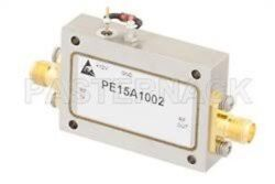 Pasternack Pe15a1002 Low Noise Amplifier, 38 Db Gain 2 Db Nf, 4 Ghz To 8 Ghz