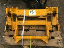 Jcb Quick Hitch Carriage Ams 110