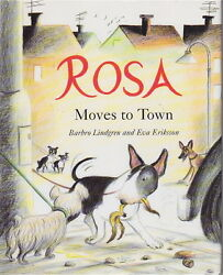 BULL TERRIER STORY ROSA MOVES TO TOWN