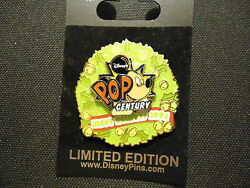 Disney Wdw Resort Happy Holiday Series 2006 Pop Century Mickey Mouse Pin Le 750