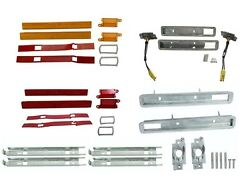 Pg Classic 253-71kit Mopar 1971 Plymouth Cuda Front And Rear Side Marker Kit