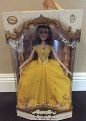 Beauty And The Beast-live Action 17 Disney Belle Limited Edition Doll /5500 Coa