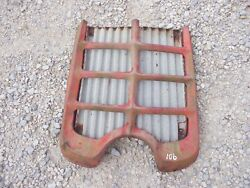Ford 901 Tractor Original Front Nose Cone Hood Grill Bar Bars And Screen Insert